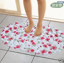New Summer PVC Bathroom Bath Tub Mat Seashell Non-slip Floor Mat