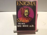 ENIGMA, Sadness RE-MIX: MC MXC.a.D., Music Cassette Tape