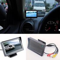 Rear View Mirror Reverse Camera LCD Screen Display Car Monitor WT88 01