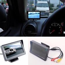 Rear View Mirror Reverse Camera LCD Screen Display Car Monitor WT88 01