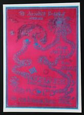 Very Scarce Big Brother & The Holding Company 2/21/67 Original 1st Print Mint!