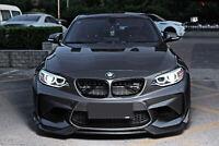 Cstar Carbon Gfk Frontlippe V-Design Lippe Flaps Splitter passend für BMW M2 F87