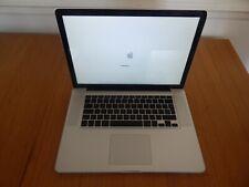Apple MacBook Pro 15.4 inch 2.66  GHz - 4 GB - 320 GB HDD - Late 2008