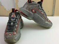 Nike Air Max Penny 1 DB Size 6.5 youth Doernbecher 95, 97 San Fran, 49ers Used..