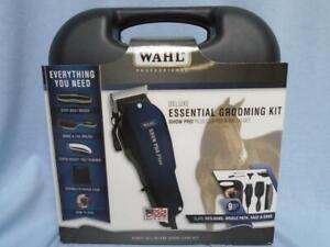 Wahl Professional Show Pro Plus Grooming Kit for Horses Dogs Cats & Other Coats