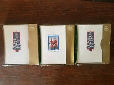 American Greetings Christmas Cards Lot of 3 Boxes 18 Cards in each Box New!