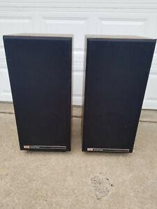 VIntage Cerwin Vegas D7-E speakers