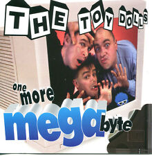 THE TOY DOLLS - One More Megabyte CD - Rotten Records - Punk