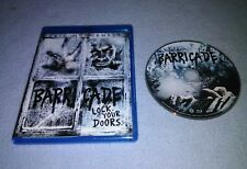 "BARRICADE (Blu-ray Disc, 2012) ""Horror"" **HALLOWEEN**"