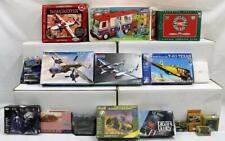 Lot of 33 Model Planes and Other Items- B-25 Mitchell, T-6G Texan & More Nib, Nr