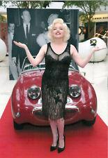 Marilyn Monroe ' modern new unposted postcard