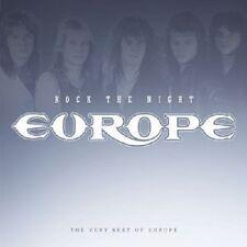"EUROPE ""ROCK THE NIGHT-THE VERY BEST OF"" 2 CD NEUWARE"