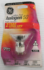 GE Q50/GU10/FL Halogen 50 Floodlight Bulb 50W 120V