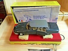 Citroen Presidentielle Dinky Toys n°1435 Original!