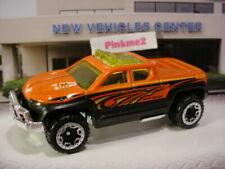 Camions miniatures oranges Hot Wheels