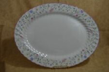 Johnson Brothers Floral Pattern Serving Platter