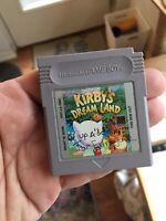 Kirby's Dream Land (Nintendo Game Boy, 1992)