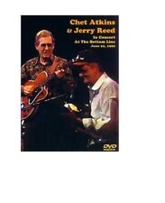 MEL BAY 13092DVD Chet Atkins and Jerry Reed (DVD) In Concert at Bottom Line by C