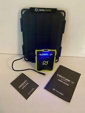 GoalZero Nomad 5 Solar Panel & Venture 30 Power Bank - Great Condition.