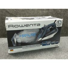 Rowenta DW8261U1 Pro Master Xcel Steam Iron Blue/Gray