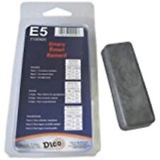 Dico RedLion Buffing Compound, Small Clamshell Emery