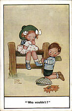 Posted Inter-War (1918-39) Collectable Children Postcards