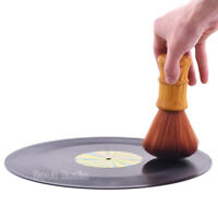 LP Vinyl Record Cleaning Brush Turntable Anti-Static Phonograph Stylus Cleaner
