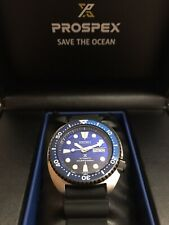 Seiko Turtle SRPC91K1 Save the Ocean Diver's 200m Automatic Special Edition