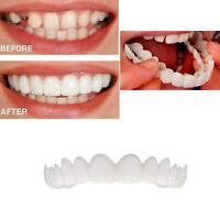 Instant Smile Komfort Fit Flex Kosmetik Zähne Zahnersatz Prothese Top Furnier