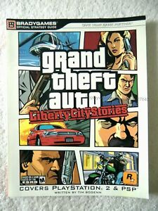 27640 Strategy Guide - Grand Theft Auto Liberty City Stories PS2/PSP