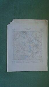 M821/GSGS4627 Ordnance Map SK51 Loughborough S 1956 Quorndon Mountsorrel Rothley