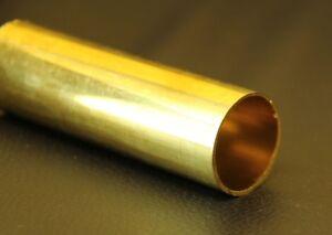 Brass tubes - engineering model making diy 12mm 16mm 19mm 25mm 32mm 38mm 50mm