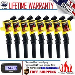 8 Pack DG508 Ignition Coils For Ford 1997~2003 F-150 5.4L/2000~2009 4.6L 5.4L V8