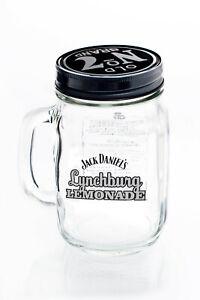 "Jack Daniels Whisky, Lynchburg Lemonade Krug mit Deckel ""Logo gerade"""
