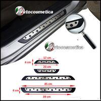 Battitacco Dots per Fiat 500X 500L Grande Punto EVO Tipo Panda Qubo Doblo Bravo>