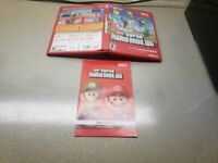 NO GAME New Super Mario Bros wii in original case & Manual ONLY NO GAME INCLUDED