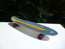 ♦ Ancien Skateboard Vintage / Fibre De Verre 🇫🇷  Année 80