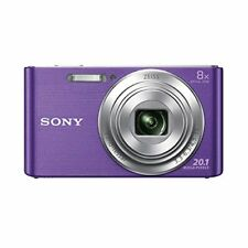 Sony Cyber-shot Dsc-w830 20.1mp Violeta