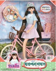 MIMIWORLD MiMi Fashion Han River Figures Toys Hobbies Barbie Doll SING-SING-GIRL