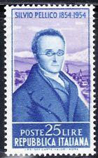 ITALIA 1955 690 SILVIO PELLICO  ESCRITOR Y POETA ITALIANO1v.