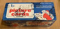 VINTAGE 1980 TOPPS BASEBALL unopened VENDING BOX - BBCE sealed - FASC henderson
