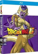 DRAGON BALL SUPER : PART TWO  2 -  BLU RAY - Region A