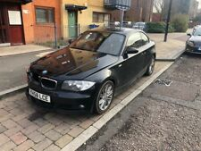 2008/58 BMW 1 Series Coupe 120d M Sport Salvage Damaged Red Heated Leather seats
