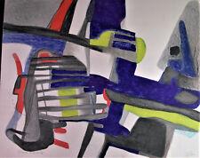 Maurice ESTEVE (1904-2001) MATINAILLES (1956) epreuve d'artiste KÜNSTLEREXEMPLAR