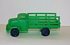 Vintage Banner Plastic Toy Truck