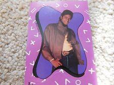 VINTAGE 1984 MICHAEL JACKSON STICKER TRADING CARDS #3