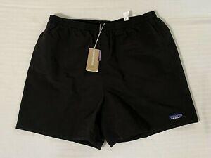 "Patagonia Baggies Long Shorts - Men's 5"" Inseam Sz. LG NWT"