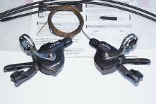 FULL SET Shimano XTR SL-M9000 2/3x 11-speed Shifters Clamp