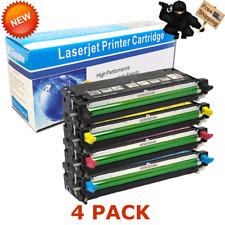 1 Set 3130 BK C M Y Compatible Toner Cartridge For Dell 3130cn 3130cnd Printer