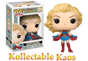 DC Bombshells - Supergirl Pop! Vinyl Figure #222